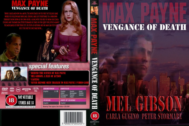 Max Payne the Movie