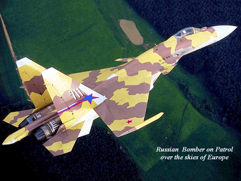 Russian Bomber