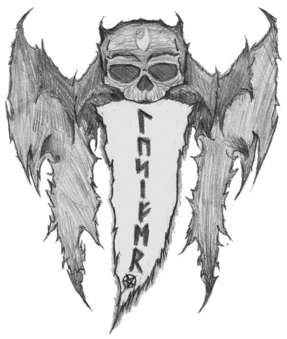 Runic Skull of Lucifer