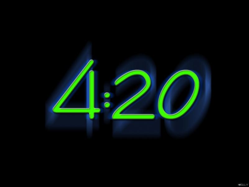 420 Black