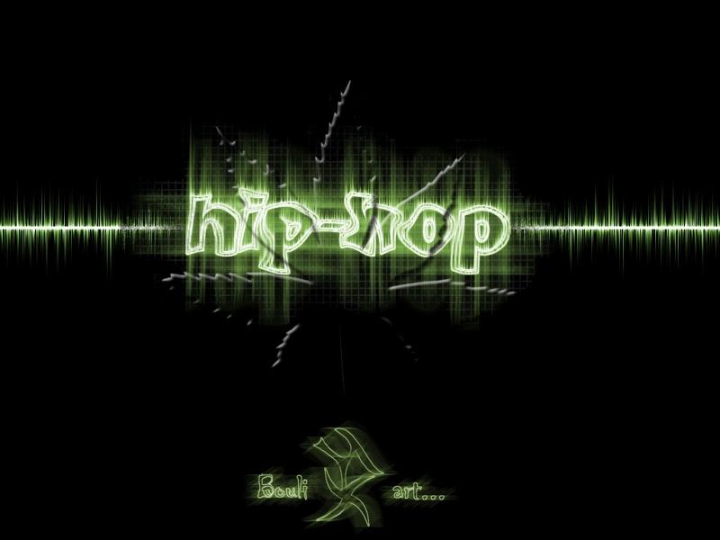 hip hop green