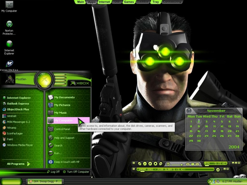 My Splinter Cell