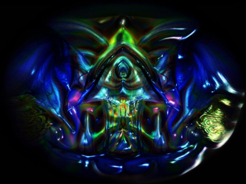 Blue Meditation