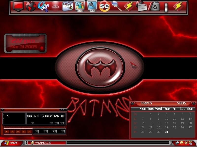 Batman_Trippin