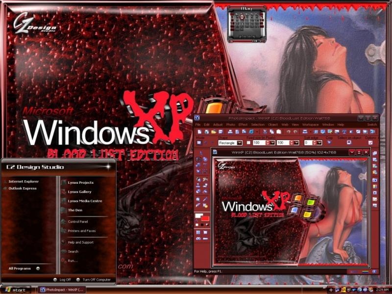 WinXP (C2)BloodLust Edition