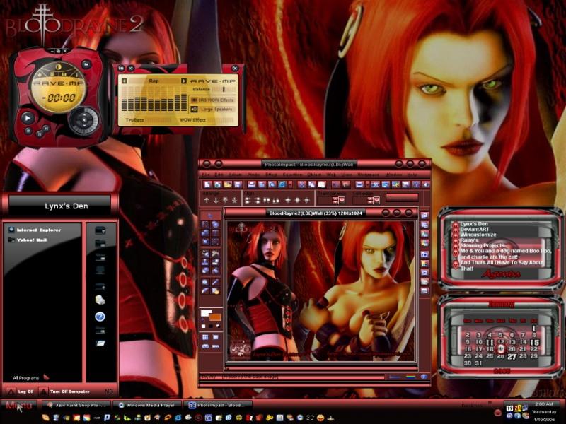 BloodRayne 2 LDE Theme