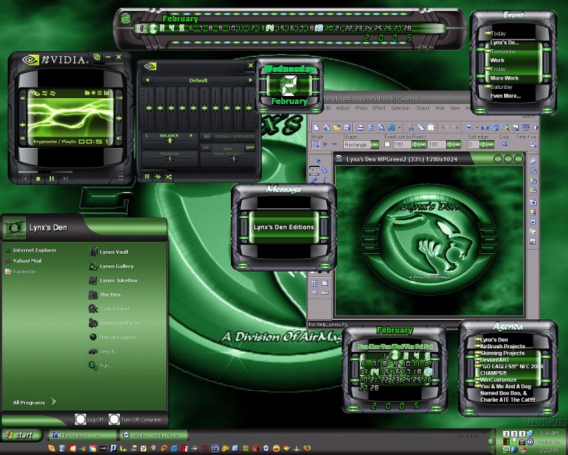 The Den(LDE) Nvidia Style