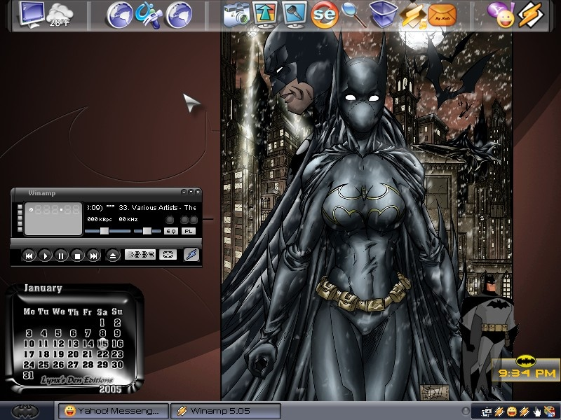 Batgirl_Dark