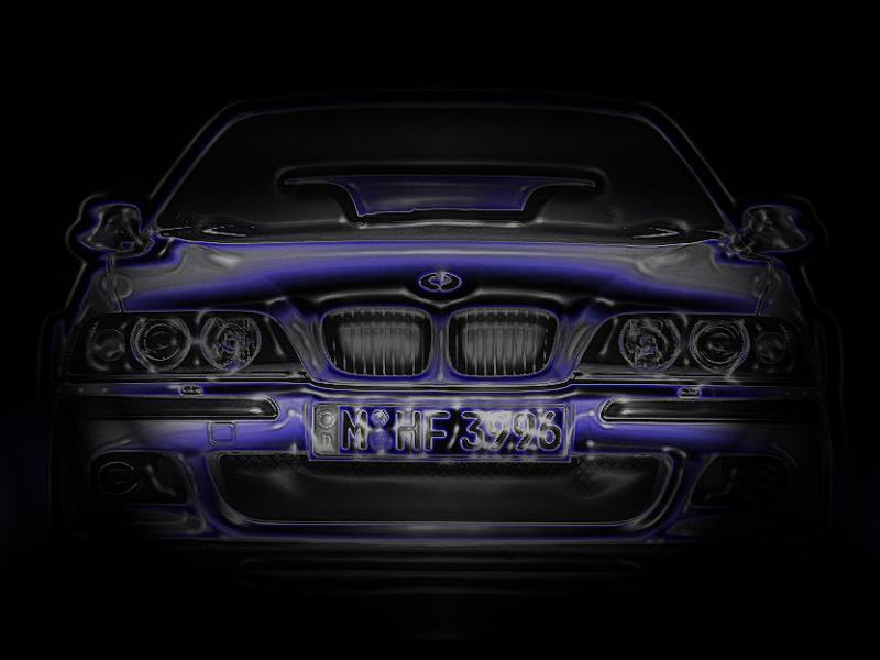 Glowin´ BMW