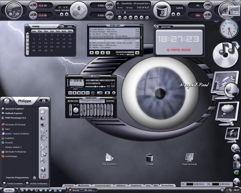 Neo ThunderStorm V4