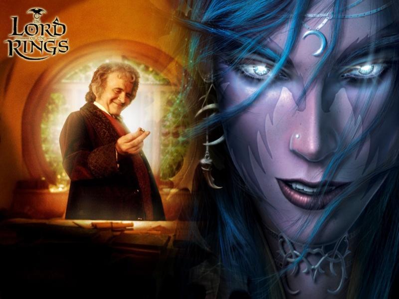 Bilbo and Nightelf...