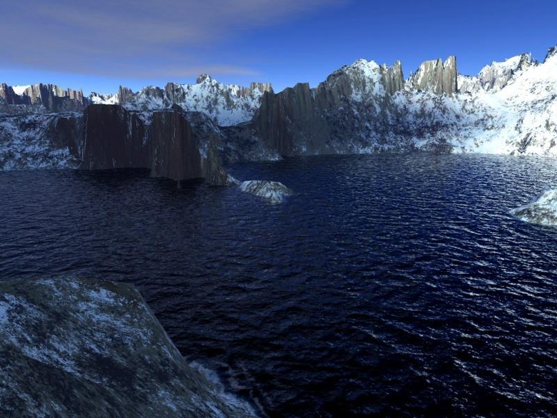 Angelis Lake