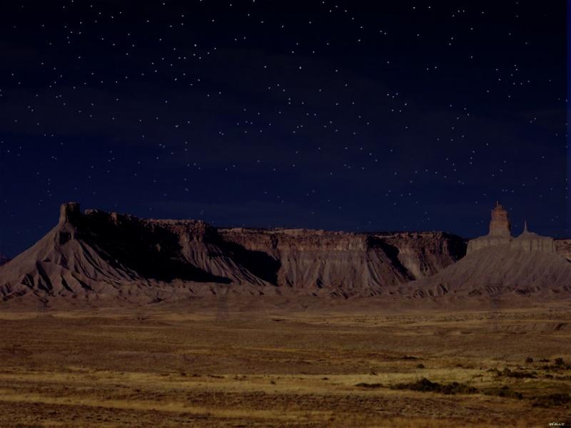 A Utah Night