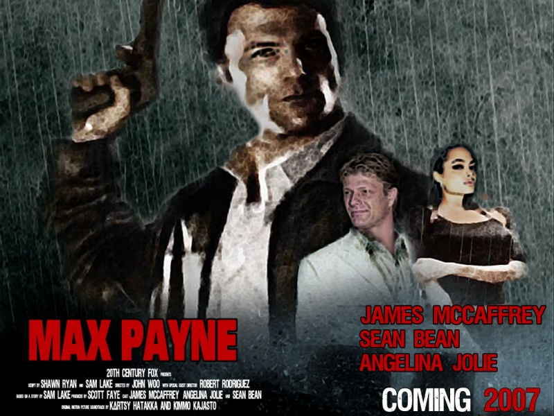 Max Payne the movie Wallpaper 2007