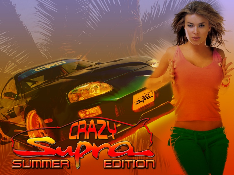 CrazySupra Summer Wallpaper2