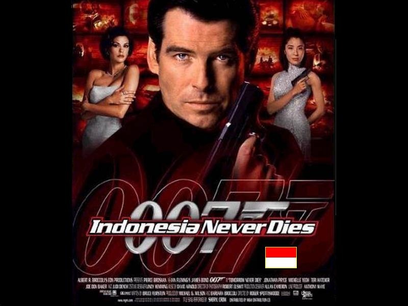 Indonesia never dies