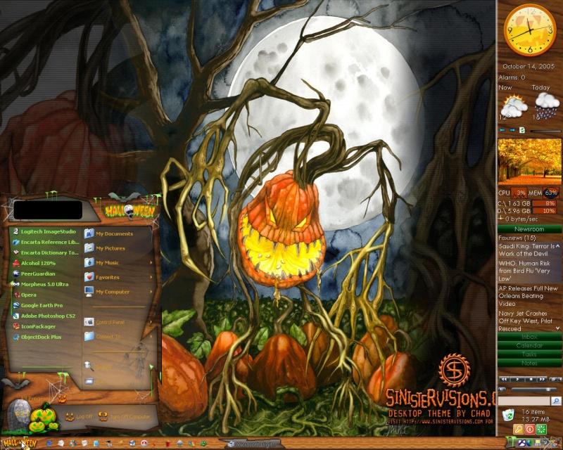 My Halloween I