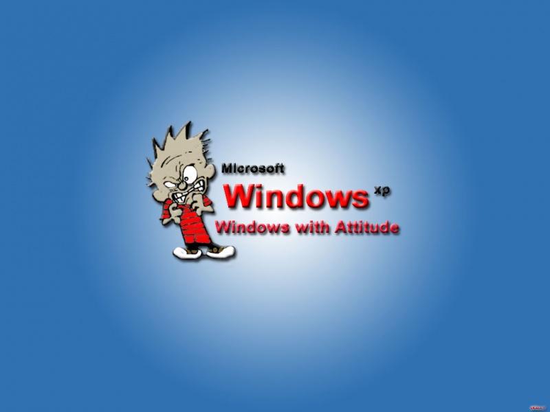Windows with Attitude