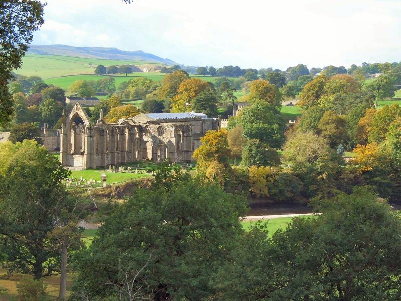 Bolton Abbey (2), Yorkshire, England