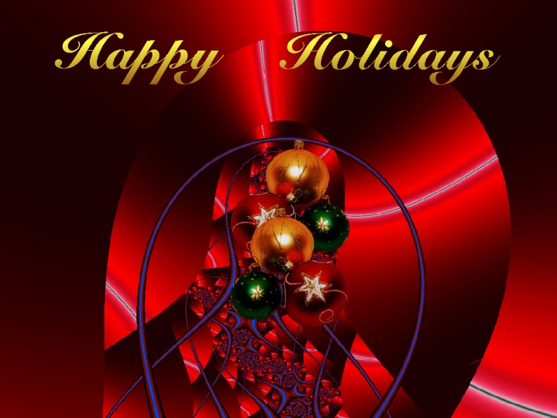 Happy Holidays to All