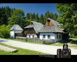 Museum of Slovak Village 01
