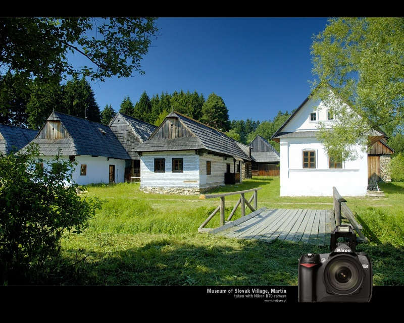 Museum of Slovak Village 02