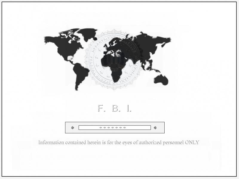 F.B.I. white