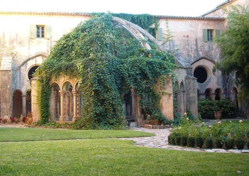 Abadia de Valmagne 2 - Francia