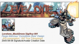 Mask Drone Siggy
