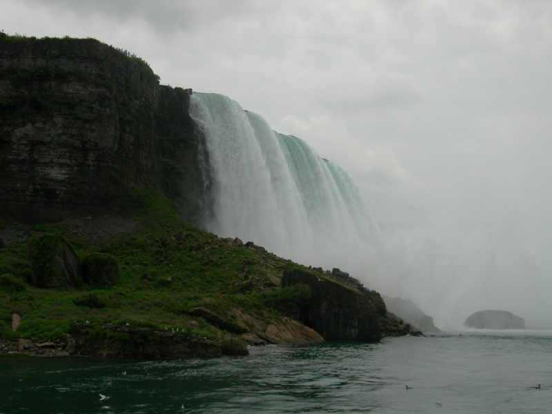 The Niagra Falls