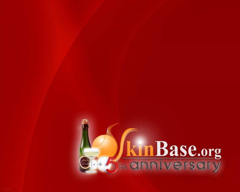 Skinbase 5th Anniversary