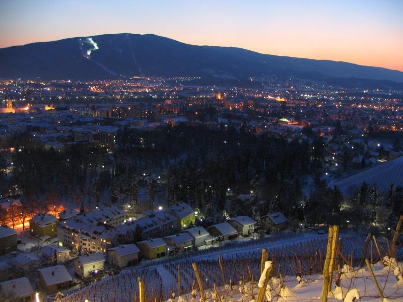 Maribor in winter