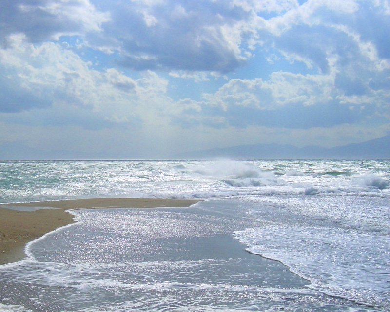 Seascape near Salonica