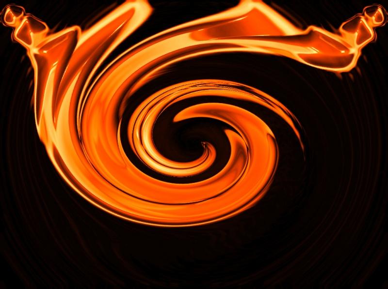 gradient twirl