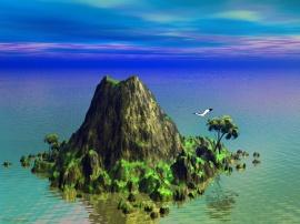 Alone In Island