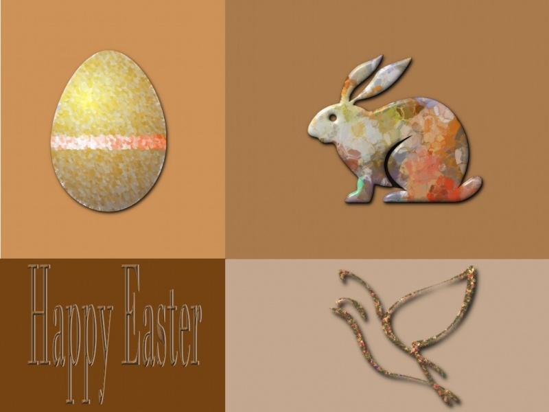 Easter Tile