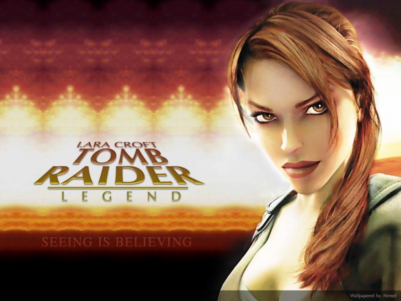Lara Croft (Exclusive)
