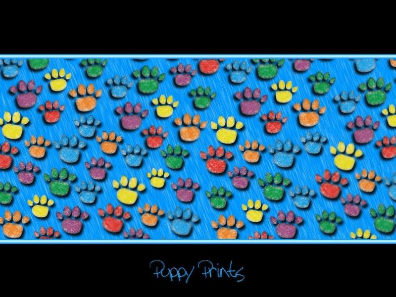 Puppy Prints