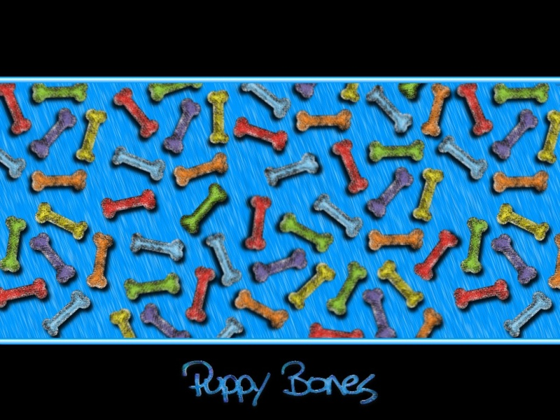 Puppy Bones