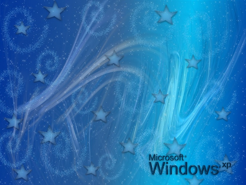 Windows Blue Star