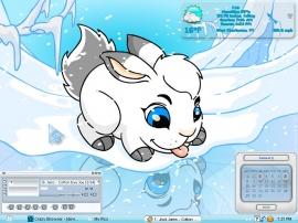 Snow Cybunny