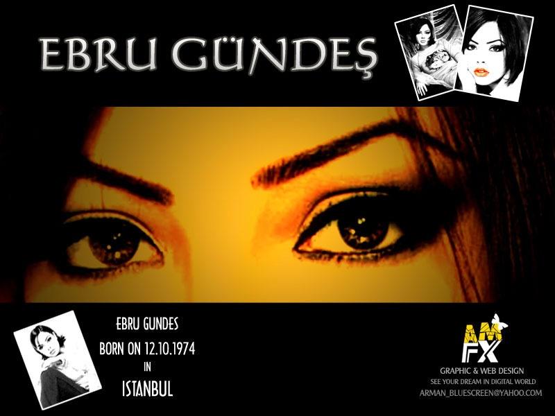Ebru Gundes