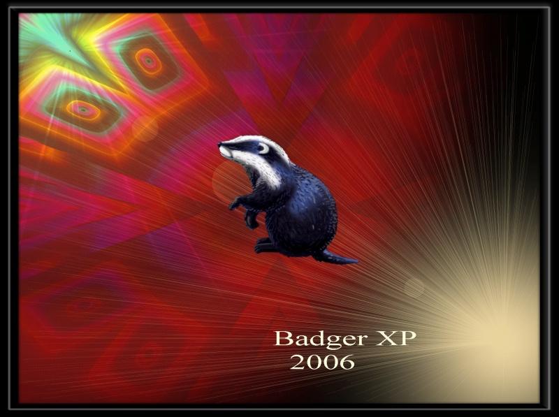 BadgerXP