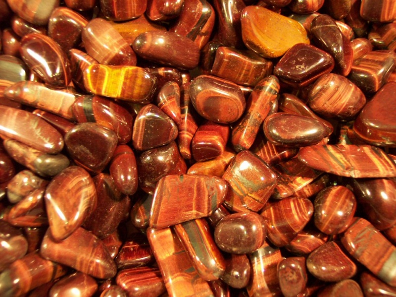 Tiger Eye Agates