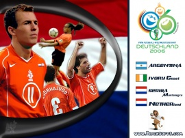 Netherland In World Cup 2006