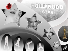 HollyWood Stars ( LADY Ver)