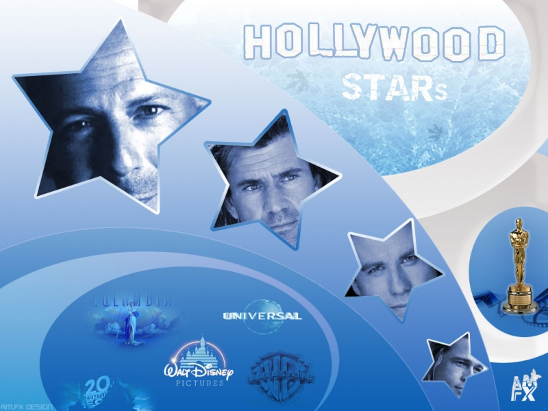 Hollywood Stars ( Men Ver)