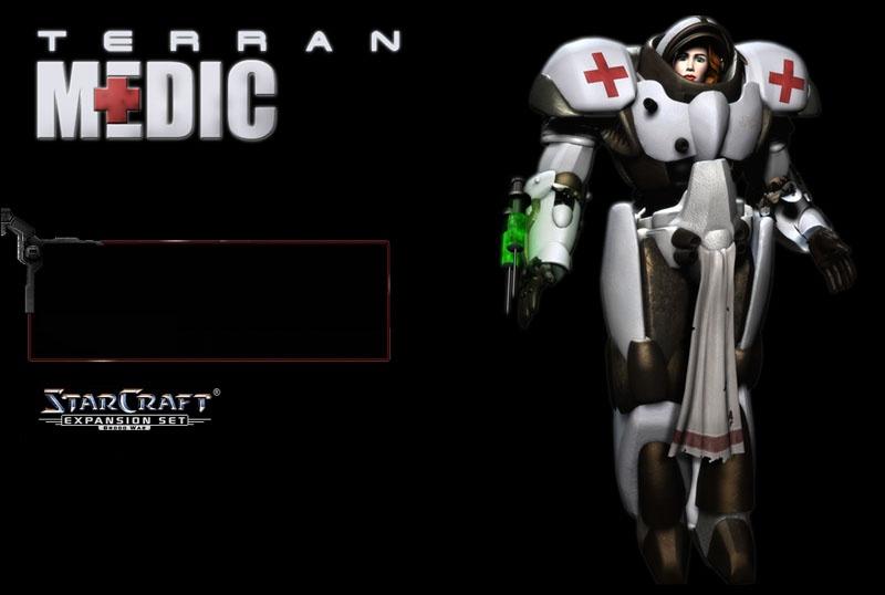 Terran-medic