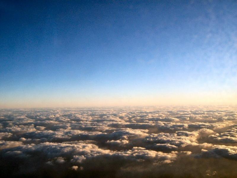 The Ocean in the Sky