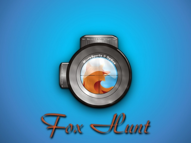 Fox Hunt Blue